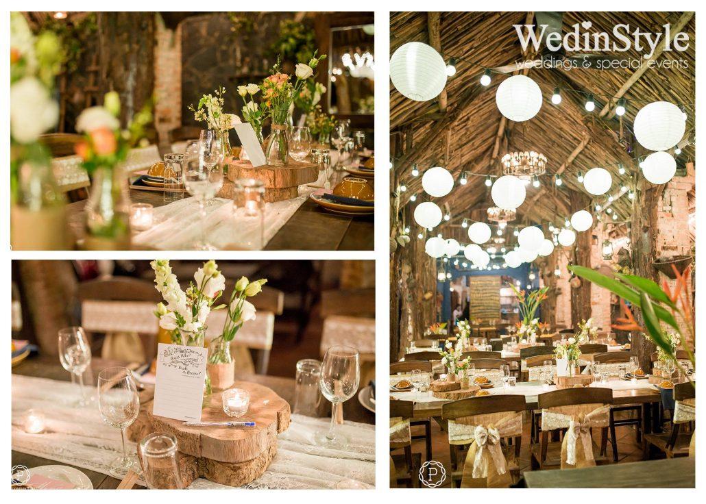 garden and outdoor wedding