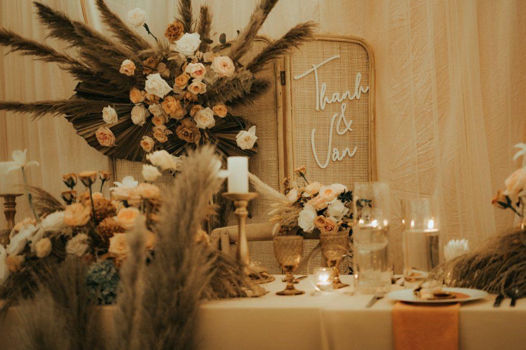 Cottagecore-Inspired Wedding