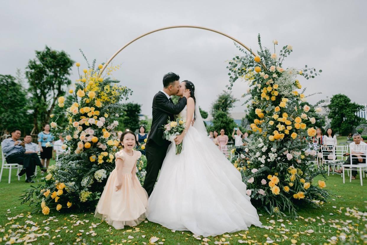 Spring Wedding color palettes