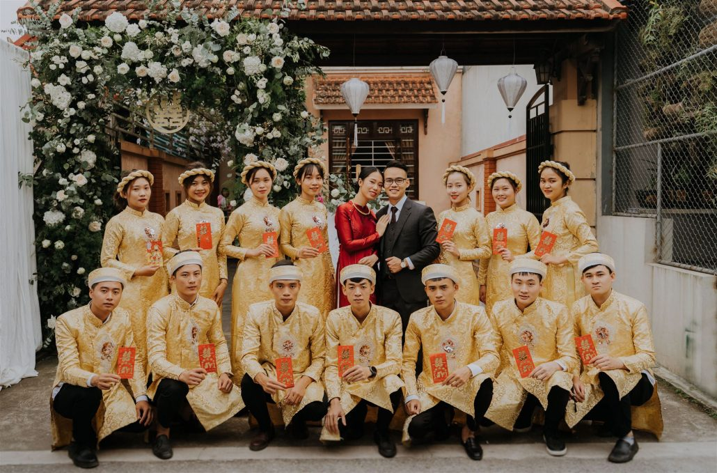 Vietnamese traditional engagement ceremony
